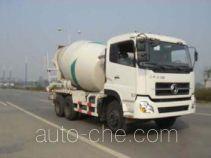 岷江牌YZQ5251GJB型混凝土搅拌运输车
