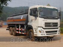 Minjiang YZQ5251GRY4 flammable liquid tank truck