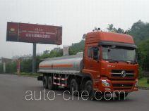 Minjiang YZQ5311GHY3 chemical liquid tank truck