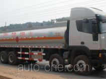 Minjiang YZQ5312GYY4 oil tank truck