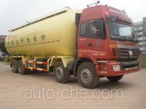 Minjiang YZQ5313GFL4 low-density bulk powder transport tank truck