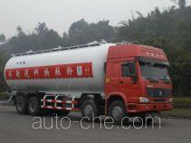 Minjiang YZQ5317GFL3 bulk powder tank truck