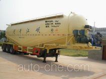 岷江牌YZQ9400GFL型低密度粉粒物料运输半挂车