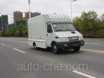 新东日牌YZR5040XXCNJ型宣传车