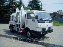 Swill collecting tank truck