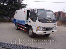 Weichai Senta Jinge YZT5073ZYS garbage compactor truck