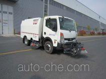 Weichai Senta Jinge YZT5075TSLBE4 street sweeper truck