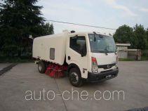 Weichai Senta Jinge YZT5080TSL street sweeper truck
