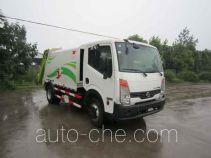 Weichai Senta Jinge YZT5080ZYS garbage compactor truck
