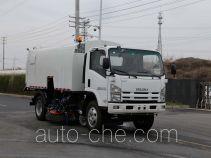 Weichai Senta Jinge YZT5101TSLBE4 street sweeper truck