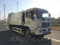 Weichai Senta Jinge YZT5121ZYSE5 garbage compactor truck