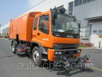 Weichai Senta Jinge YZT5160TSLBE4 street sweeper truck