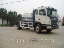Weichai Senta Jinge YZT5164ZXX detachable body garbage truck