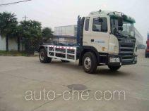 Weichai Senta Jinge YZT5165ZXX detachable body garbage truck