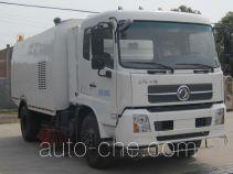 Weichai Senta Jinge YZT5168TSL street sweeper truck