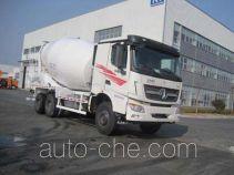 金鸽牌YZT5250GJBE4型混凝土搅拌运输车