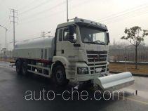 Weichai Senta Jinge YZT5250GQX street sprinkler truck