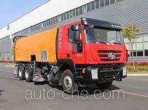 Weichai Senta Jinge YZT5250TXSBE4 street sweeper truck