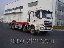 Weichai Senta Jinge YZT5311ZXXE4 detachable body garbage truck