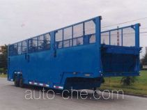 Weichai Senta Jinge YZT9161TCLB1 vehicle transport trailer