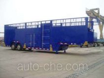 Weichai Senta Jinge YZT9162TCL vehicle transport trailer