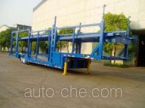 Weichai Senta Jinge YZT9190TCL vehicle transport trailer