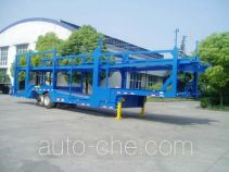Weichai Senta Jinge YZT9191TCL vehicle transport trailer