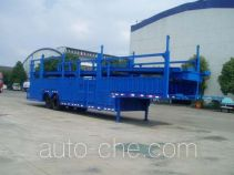 Weichai Senta Jinge YZT9192TCL vehicle transport trailer