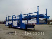 Weichai Senta Jinge YZT9200TCL vehicle transport trailer