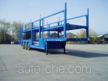 Weichai Senta Jinge YZT9204TCL vehicle transport trailer