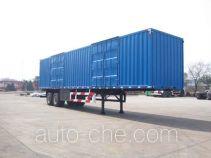 Weichai Senta Jinge YZT9350XXY box body van trailer