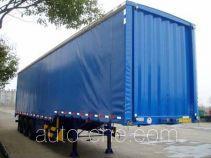 Weichai Senta Jinge YZT9380XXY box body van trailer
