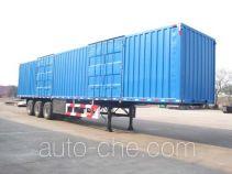 Weichai Senta Jinge YZT9400XXY box body van trailer
