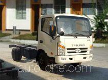 欧铃牌ZB1030KDD6F型两用燃料载货汽车底盘