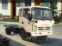 欧铃牌ZB1030KPD6F型两用燃料载货汽车底盘