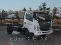 欧铃牌ZB1030LDD6F型两用燃料载货汽车底盘