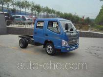 欧铃牌ZB1030LSD6F型两用燃料载货汽车底盘