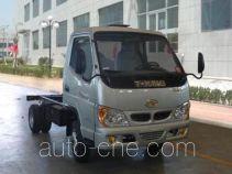 欧铃牌ZB1034BDC3V型两用燃料载货汽车底盘