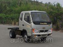 欧铃牌ZB1034BPC3V型两用燃料载货汽车底盘