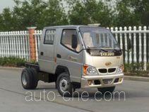 欧铃牌ZB1034BSD0V型两用燃料载货汽车底盘