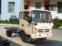T-King Ouling ZB1041JPD6F light truck chassis
