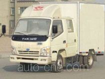 T-King Ouling ZB2810WXT low-speed cargo van truck