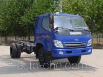 T-King Ouling ZB3120TPF5F dump truck chassis