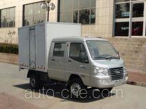 欧铃牌ZB5030XXYASC3V型厢式运输车