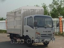 T-King Ouling ZB5040CCYKPD6V грузовик с решетчатым тент-каркасом