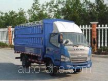 T-King Ouling ZB5040CCYLDC5F грузовик с решетчатым тент-каркасом