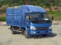 欧铃牌ZB5040CCYTDD6F型仓栅式运输车