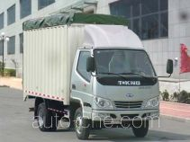 T-King Ouling ZB5040CPYBDC3F soft top box van truck