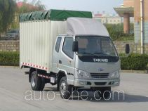 T-King Ouling ZB5040CPYBPC3F soft top box van truck