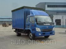 T-King Ouling ZB5040CPYTPD6F soft top box van truck